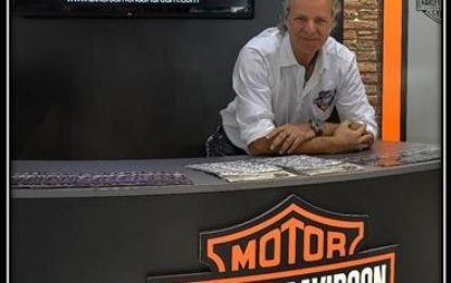Bob Lonardi nuovo responsabile PR e ufficio stampa Harley-Davidson