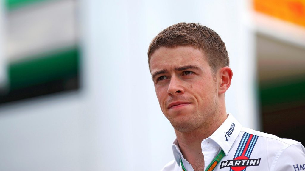 La Williams conferma Paul Di Resta come pilota di riserva