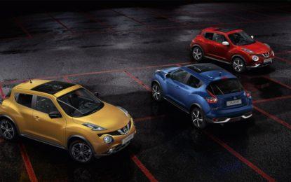 Nissan Juke a Carnevale ne fa di tutti i colori!