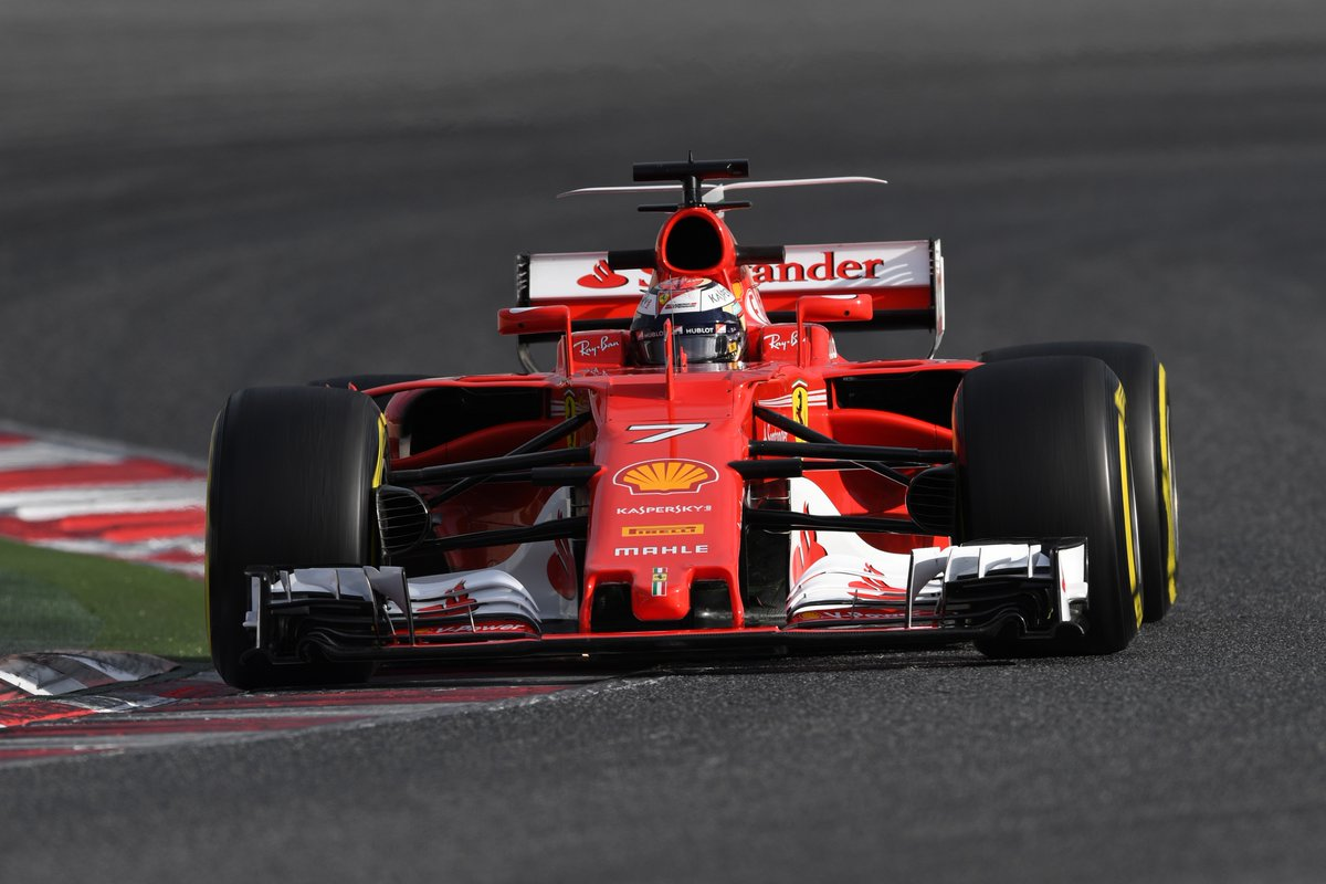 Test Day 2: Raikkonen in cima alla classifica