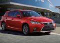 Nuova Lexus CT Hybrid ICON
