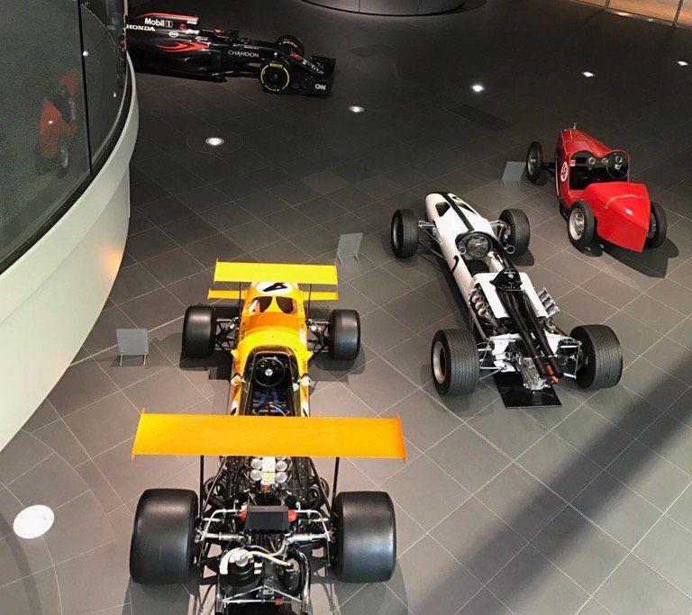 La McLaren si chiamerà MCL32