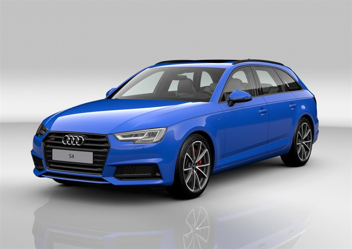 Audi exclusive per S4 e S5 Coupé e Sportback