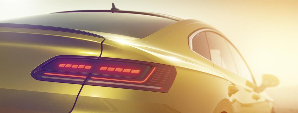 Debutto a Ginevra per la nuova VW Arteon