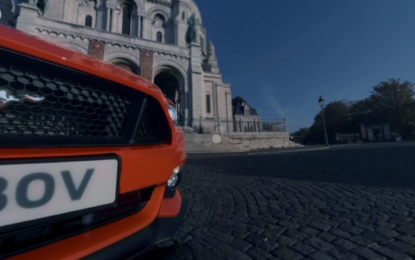 """Ford Mustang protagonista del remake di """"Rendez-Vous"""""""