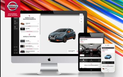 Nuovo configuratore per Nissan Micra
