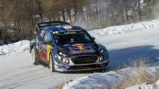 WRC: da oggi su Fox Sports il Rally di Svezia