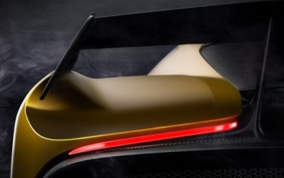 A Ginevra una supercar firmata Pininfarina e Fittipaldi