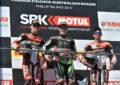 Superbike: anche Gara 2 a Rea, Melandri sul podio