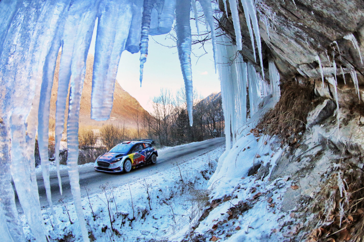 Il Rally di Svezia su Red Bull TV