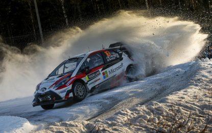Svezia: Latvala dà a Toyota la prima vittoria dal 1999