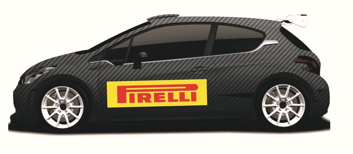 Kalle Rovanpera con Peugeot Italia, Andreucci e Pirelli nel CIR