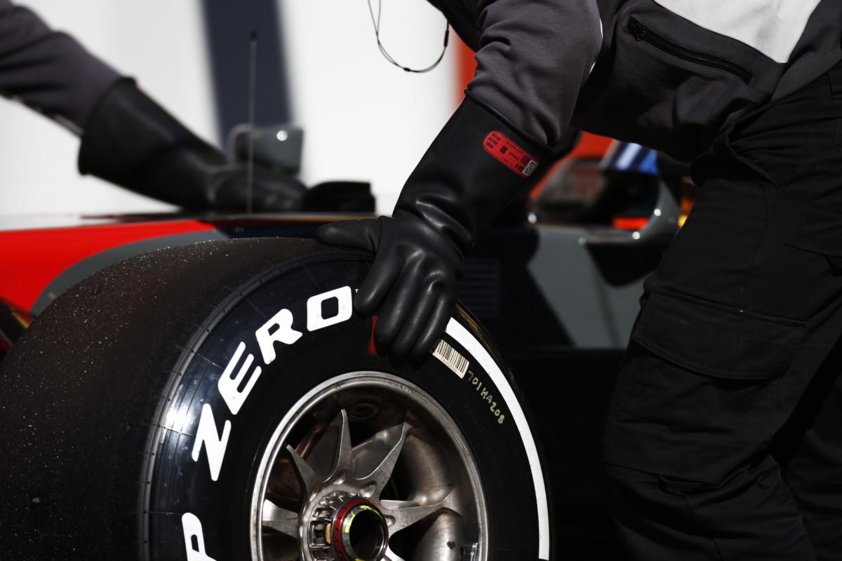 Test F1: il punto Pirelli sulla prima sessione