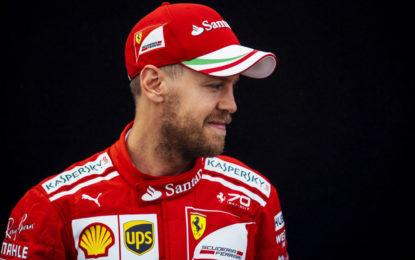 """Vettel: """"L'obiettivo è essere tra i primi"""""""