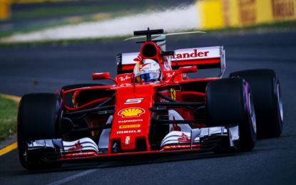 Australia: il punto Ferrari sulle qualifiche e la prima fila