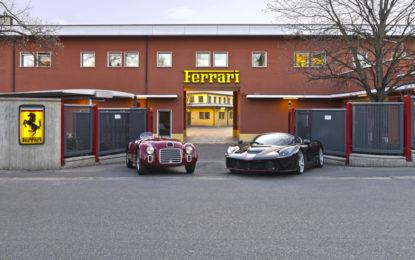 1947-2017: 70 anni di emozioni firmate Ferrari