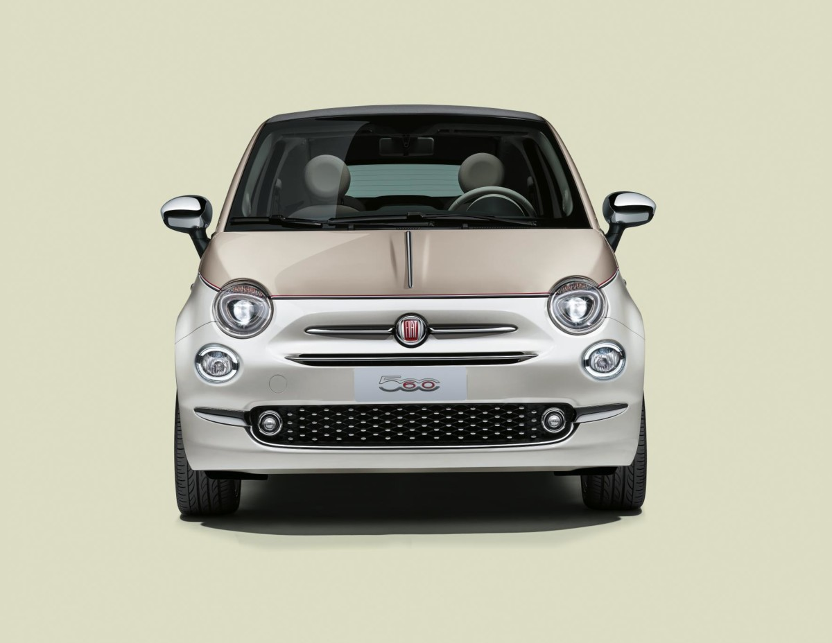 Le due anime FIAT in mostra a Ginevra