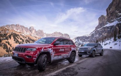 Jeep Winterproof Tour Europeo 2017
