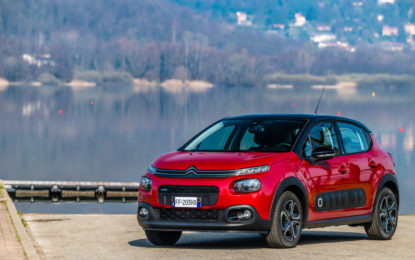 Nuova Citroën C3 ora anche GPL