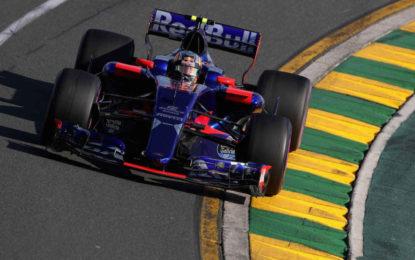 Australia: doppio arrivo a punti per la Scuderia Toro Rosso