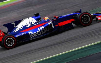 Test F1: il bilancio della Scuderia Toro Rosso