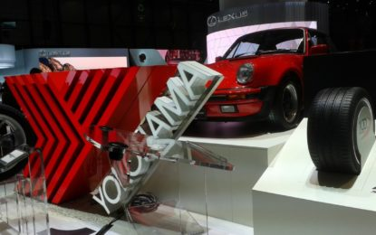 Yokohama all'87° Salone dell'Auto di Ginevra