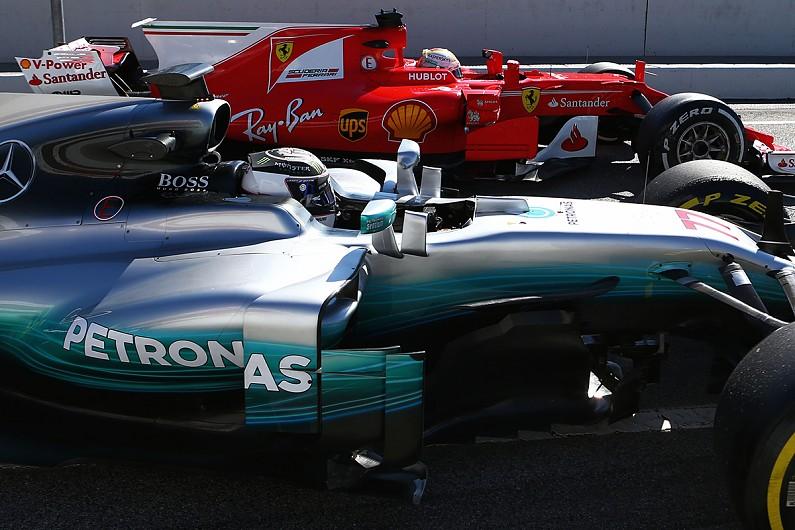 Test Day 3: testa a testa Bottas Vettel