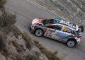 Hayden Paddon al Rallye Sanremo con la nuova Hyundai i20 R5