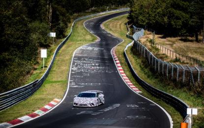 Nuova Lamborghini Huracán Performante: record al Nürburgring
