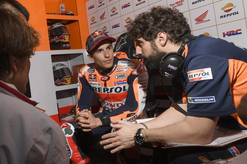 Secondo Marquez MotoGP meglio della F1