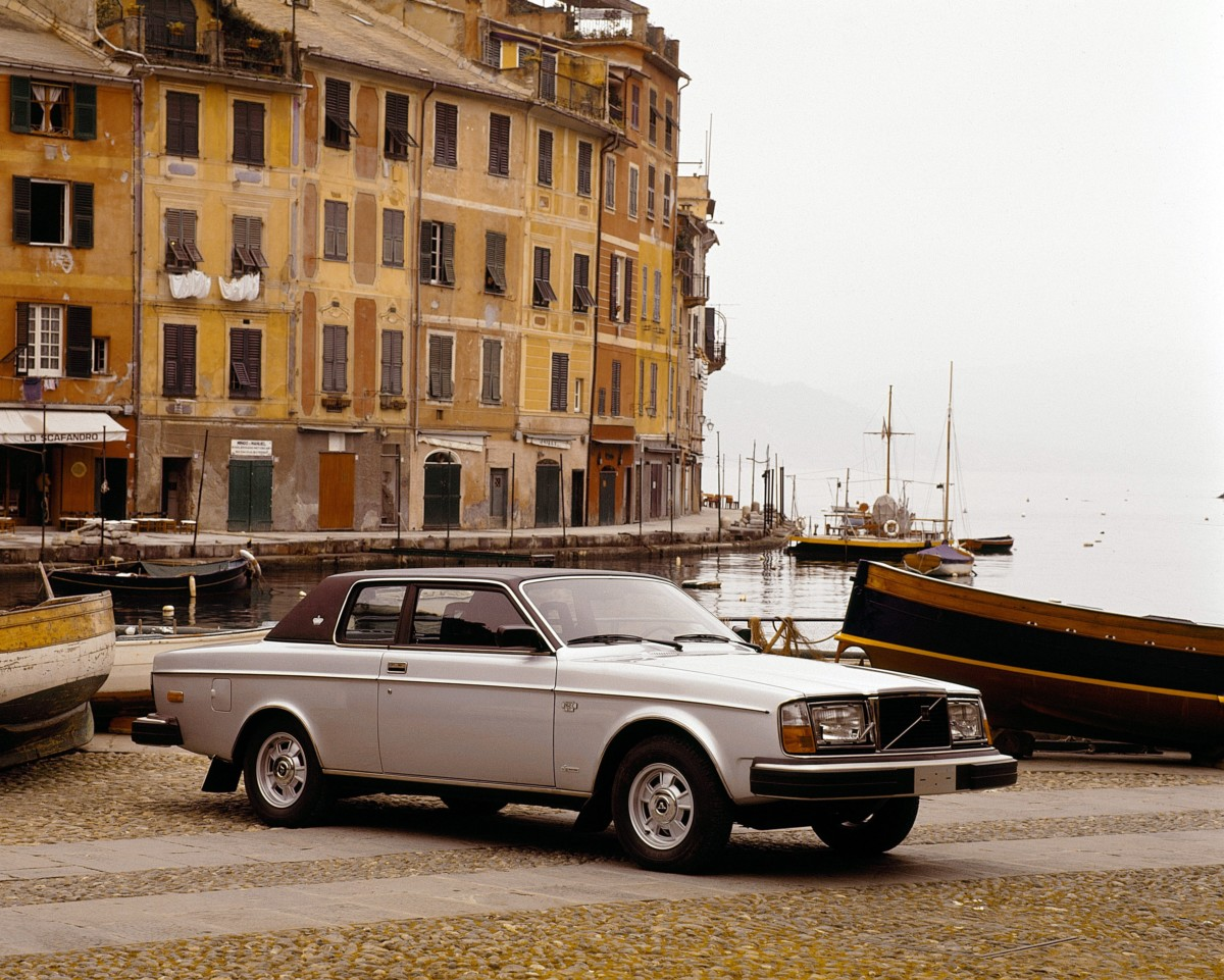 La Volvo 262C compie 40 anni