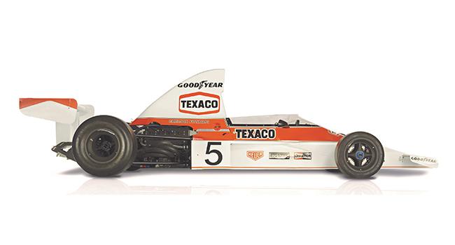 Jenson Button guiderà la McLaren M23 a Monterey