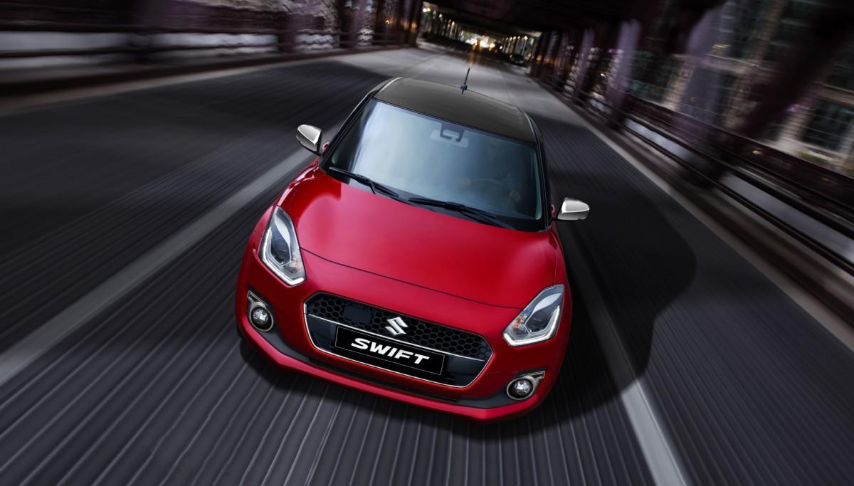 Suzuki New SWIFT Web Limited Edition