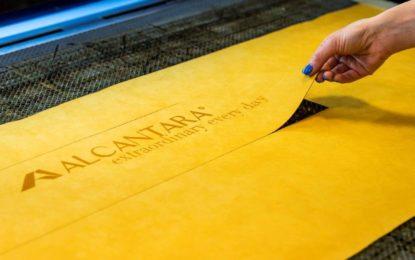 Alcantara aumenta la capacità produttiva in Italia