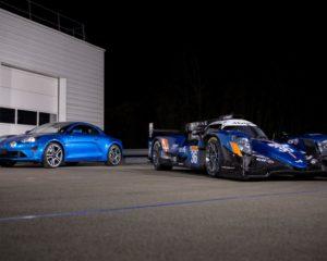 WEC: Alpine presenta la A470 e i piloti 2017