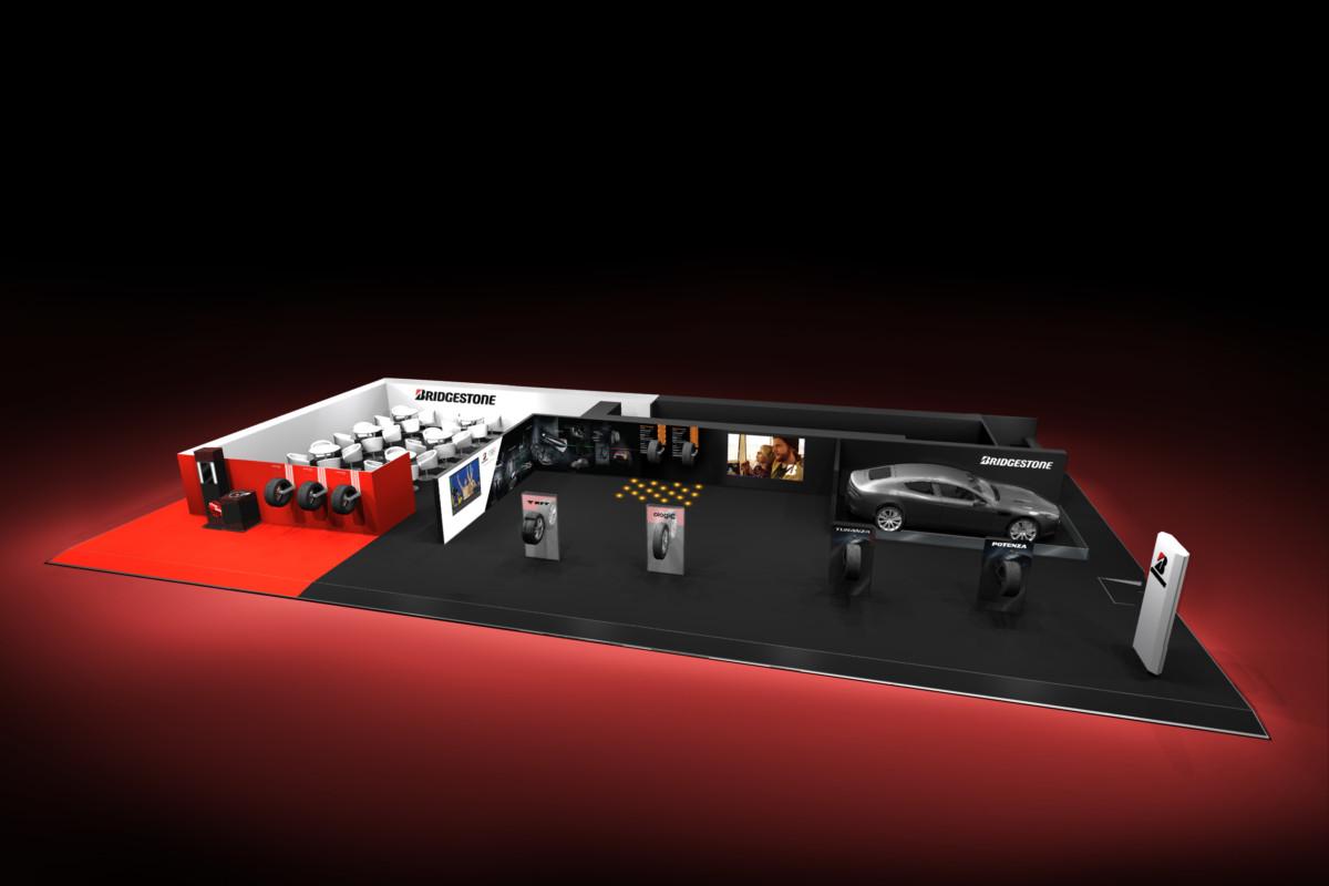 Bridgestone al Salone di Ginevra