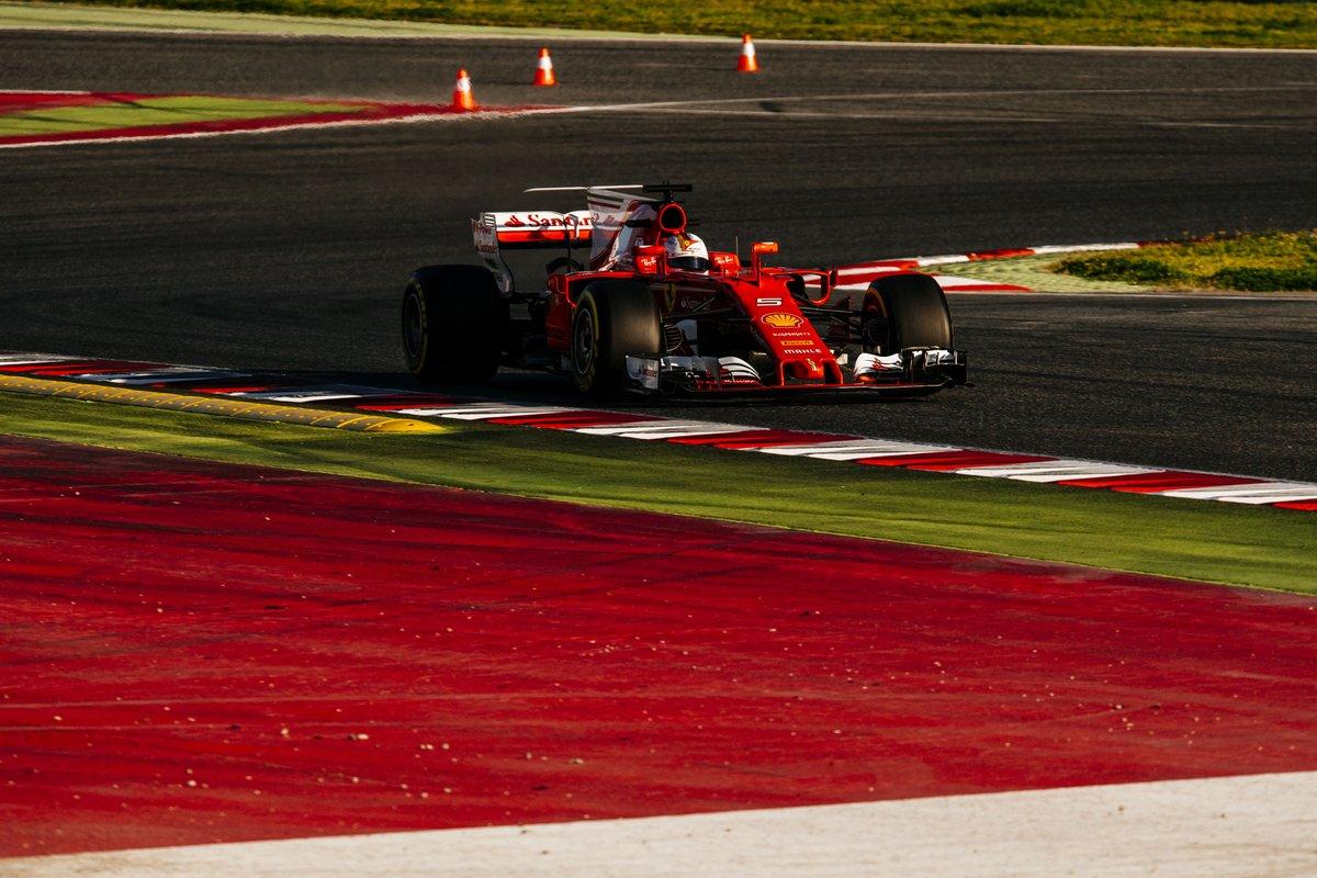 Vettel: troppo presto per fare bilanci