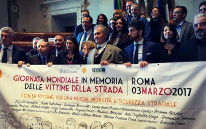 FIA, ACI e Comune di Roma insieme per la sicurezza stradale