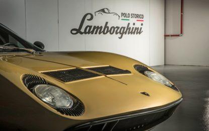 PoloStorico: nasce il centro per le Lamborghini classiche