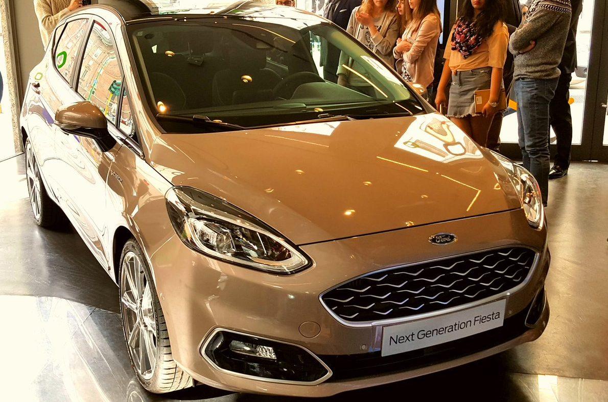 Alla Ford Social Home viaggio negli interni di nuova Fiesta