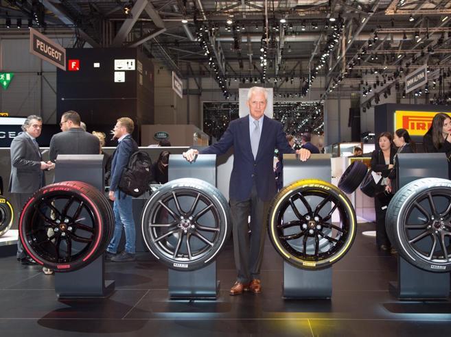Pirelli a Ginevra ne fa di tutti i colori. E con Connesso