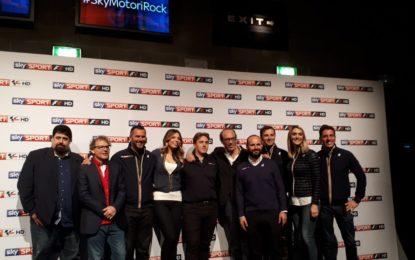 Sky presenta le stagioni di Formula 1 e MotoGP