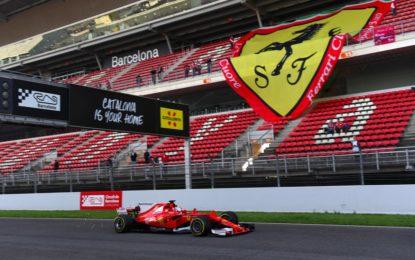 La trasferta a Barcellona dello Scuderia Ferrari Club Caprino Bergamasco
