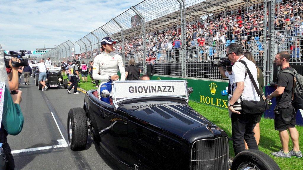 Antonio Giovinazzi: ancora Sauber e poi Ferrari?