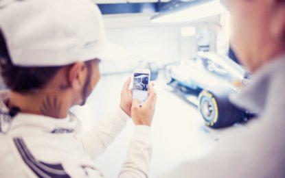 L'apertura della F1 ai social media: durerà?