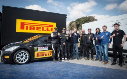 Pirelli coi giovani piloti a Sanremo e alle Azzorre