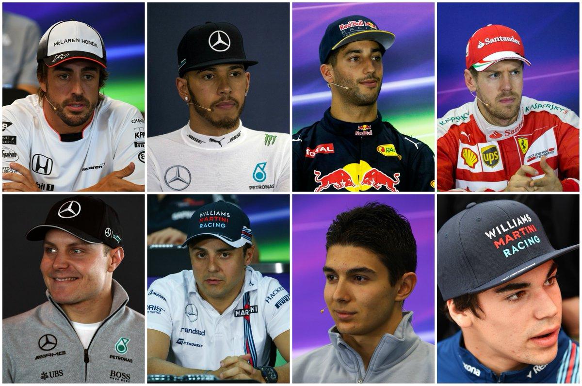 F1: nuovo format per la conferenza stampa dei piloti