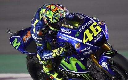 """Rossi: """"Iniziare con un podio in Qatar è una gran cosa"""""""