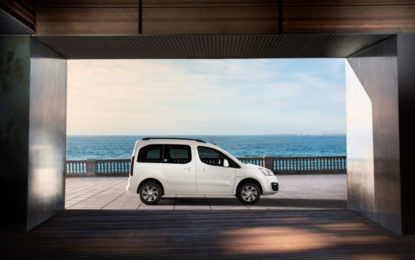 Nuovo Citroën E-Berlingo Multispace