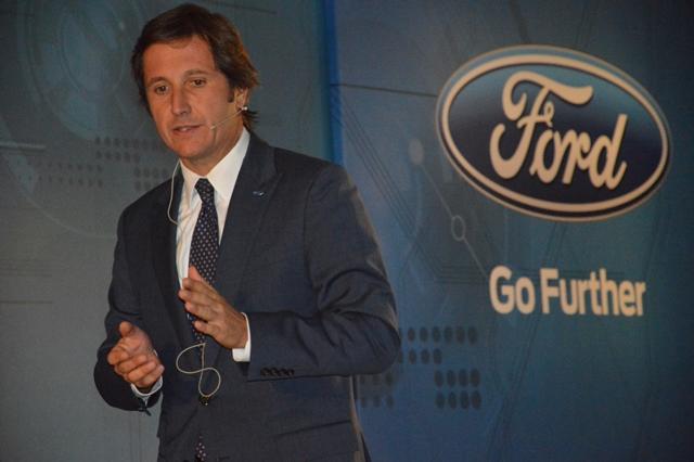 Nuove nomine in Ford Italia: Faltoni succede a Chianese